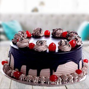 Coffe Chocolate Cake