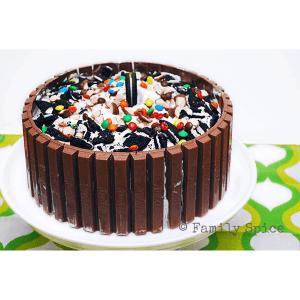 Kit-Kat Cake 1KG