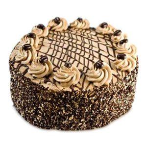 Chocolate coffe Cake