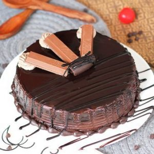 Choco Kit-Kat Cake