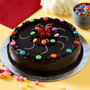 Choco Gems Cake