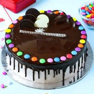 Choco Gems Cakes