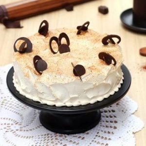 Coffee Vegan Cake